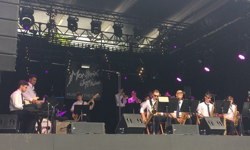 SUJO at montreux jazz festival